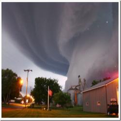 Discovery Channel - Planeta Feroz - Tornado