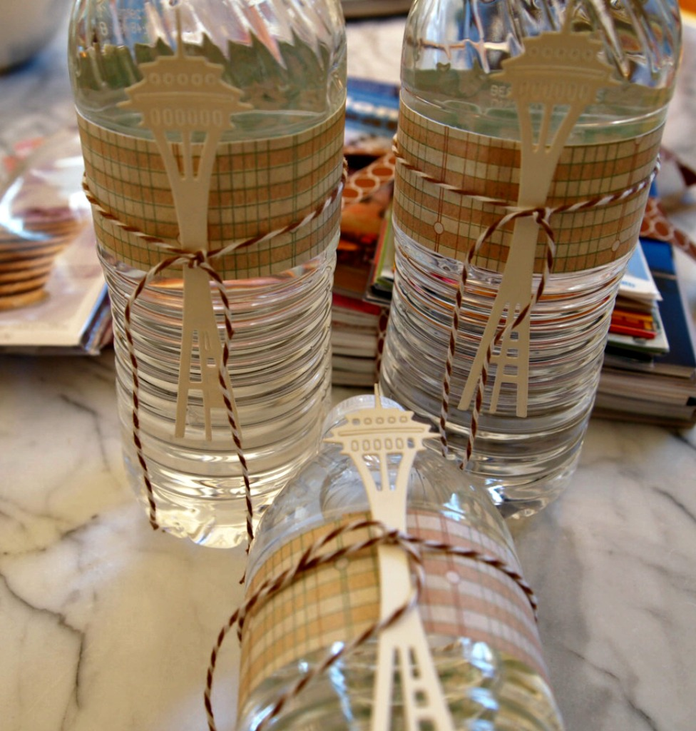 Water Bottle Projects: Affordable Cardstock For All Your