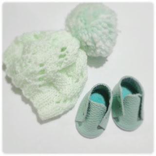 Обувь для интерьерных кукол dollsbyAida Astana