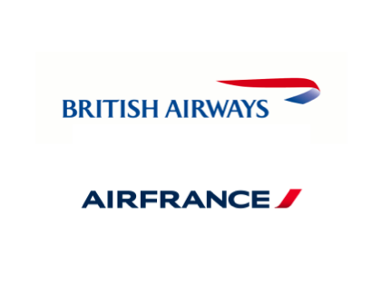 british airways air france