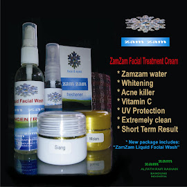 Zamzam Facial Treatment Cream