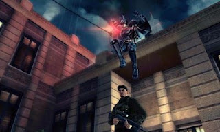 Screenshots of the The Dark Knight Rises The Mobile Game for Android tablet, phone.