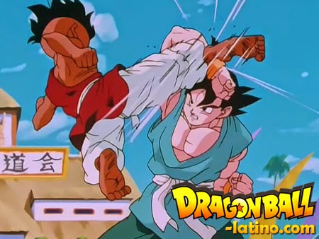 Dragon Ball Z capitulo 291