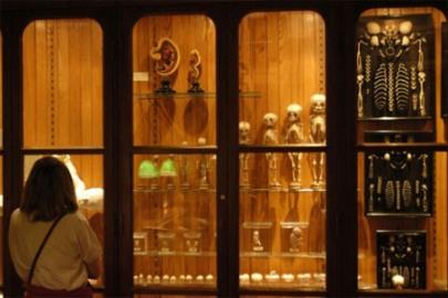 museum terkenal seram