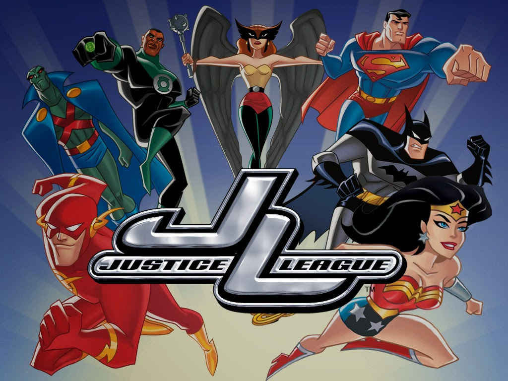 Cartoonmaniadownloads justice league stagione dvd rip