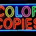 Fotocopias Baratas en Color