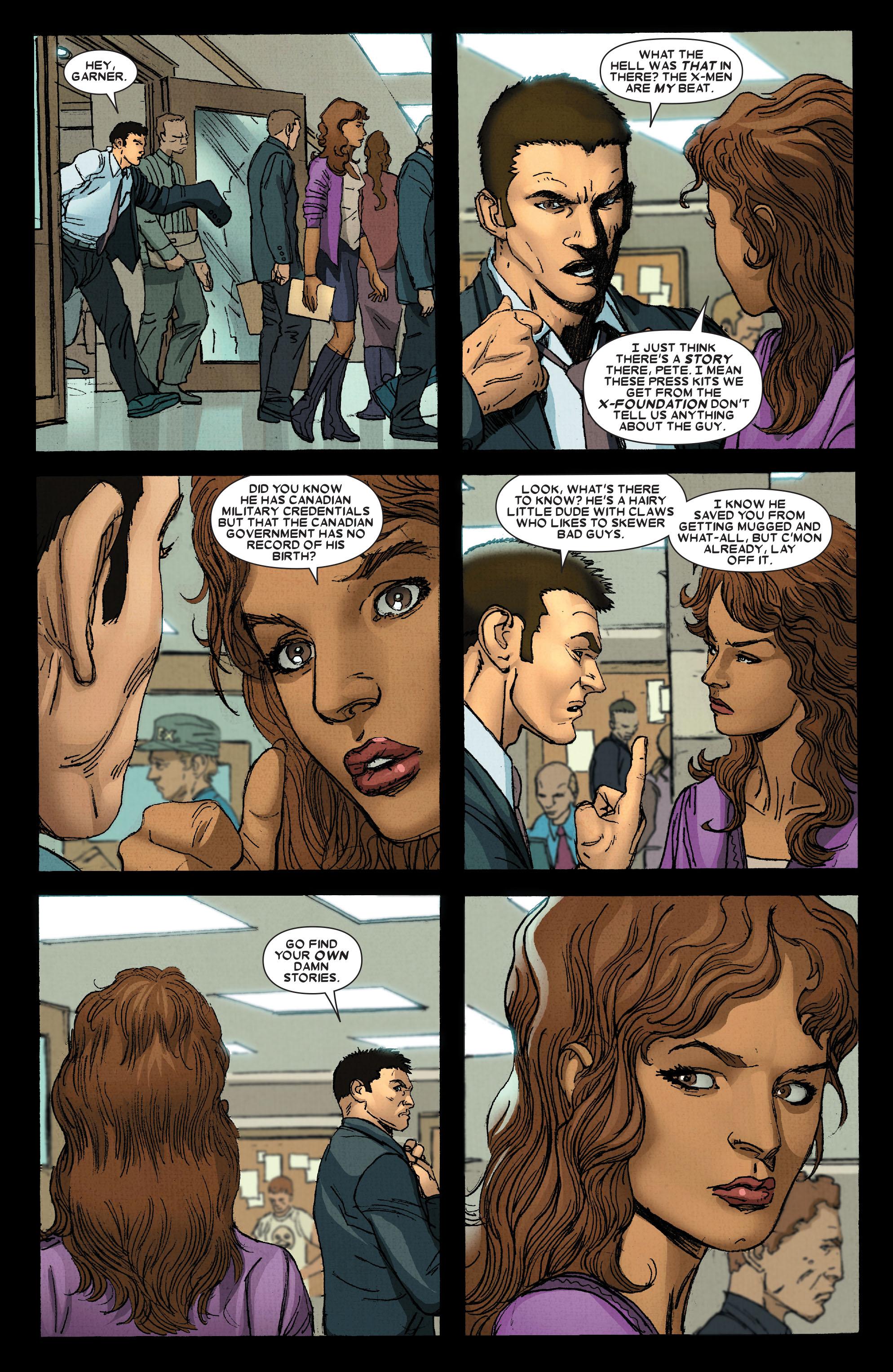 Wolverine: Weapon X #2 #15 - English 4