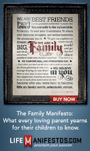 Life Manifestos