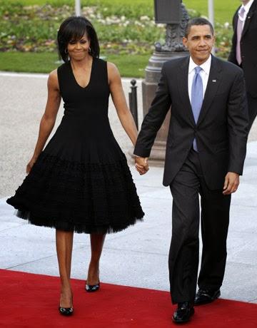 É verdade que o presidente Barack Obama se separou da esposa?