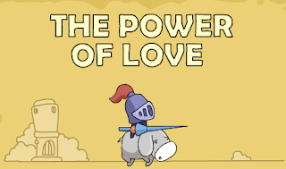the power of love logo