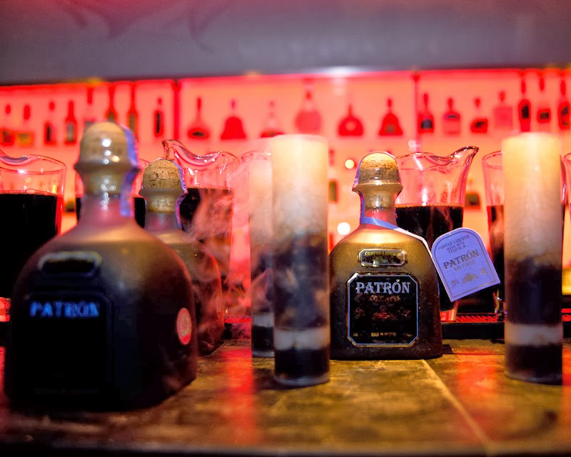 Party with Patrón this Halloween
