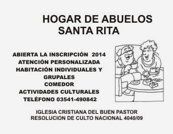 Hogar de Abuelos Santa Rita