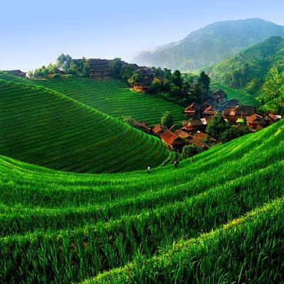 Tempat Terindah Dan Menakjubkan Di Dunia