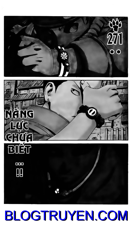 Naruto chap 271 Trang 1 - Mangak.info