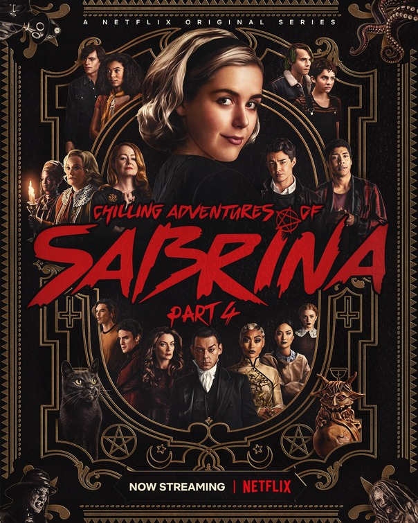 """'CHILLING ADVENTURES OF SABRINA"""