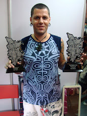 awards best bamboo tattoo thailand