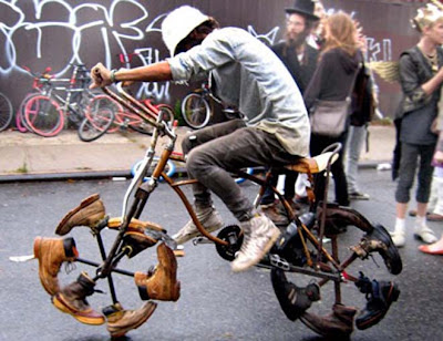 Most Unique Bicycle In The World