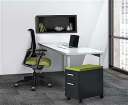 e5 Desk by Mayline