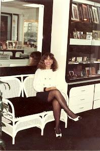 Loly Señaris Calviño en el año 1983