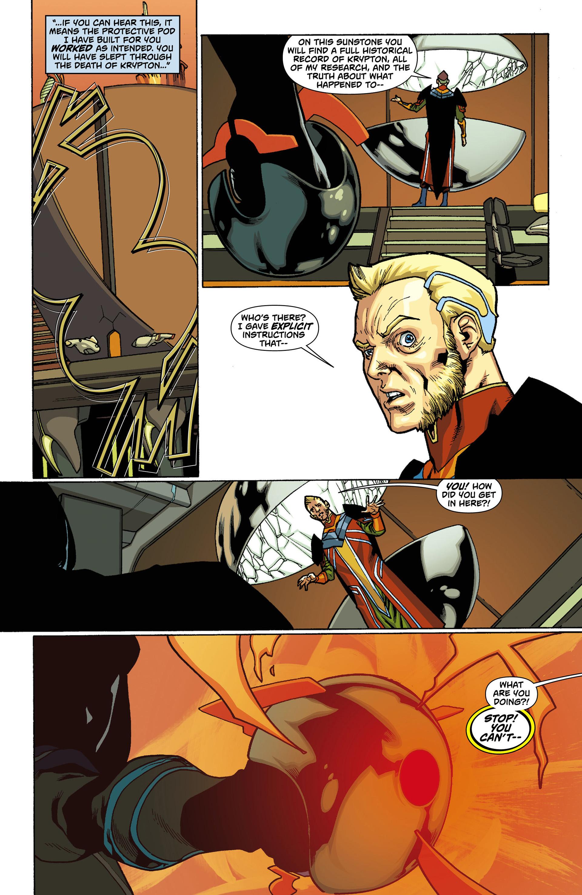 Supergirl (2011) Issue #0 #2 - English 16