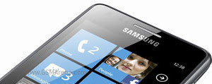 Samsung Windows Phone 8 Smartphone