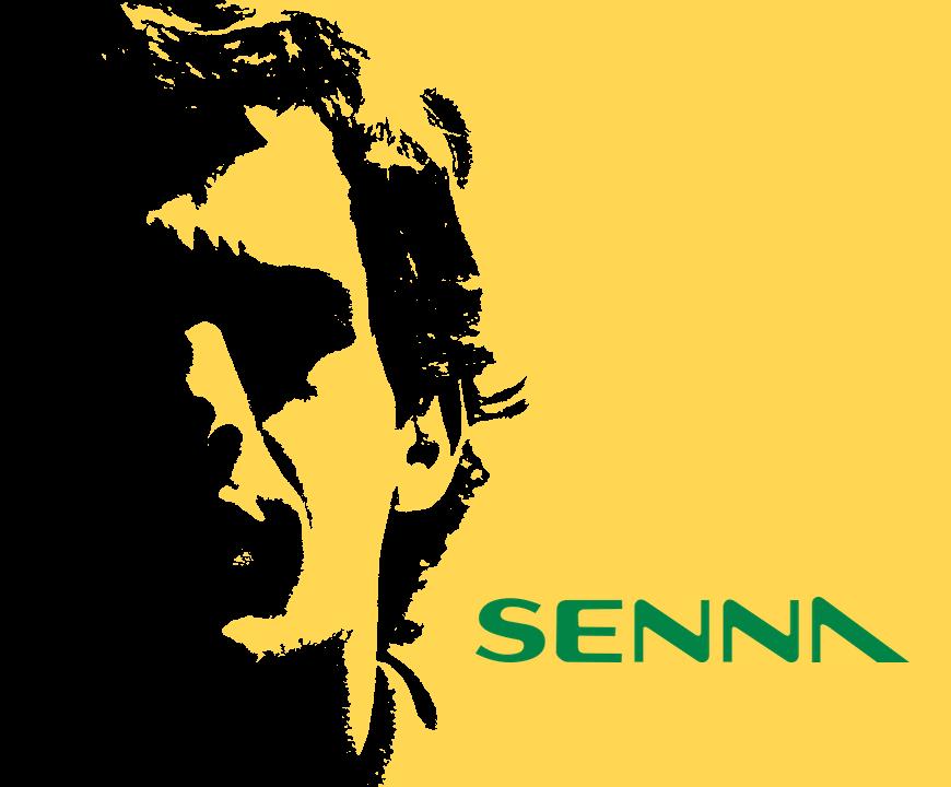 Ayrton Senna Burnedsap