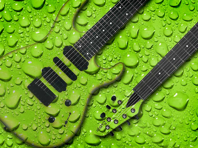 guitars wallpapers. Guitar Wallpaper 320x240