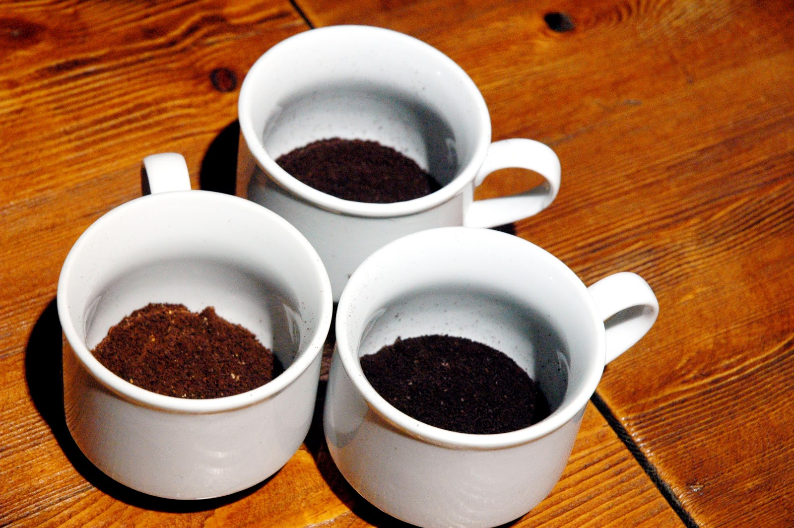 Adding Coffee Beans To Commercial Brews
