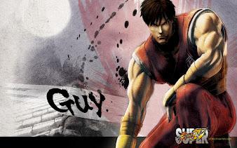 #4 Street Fighter Wallpaper