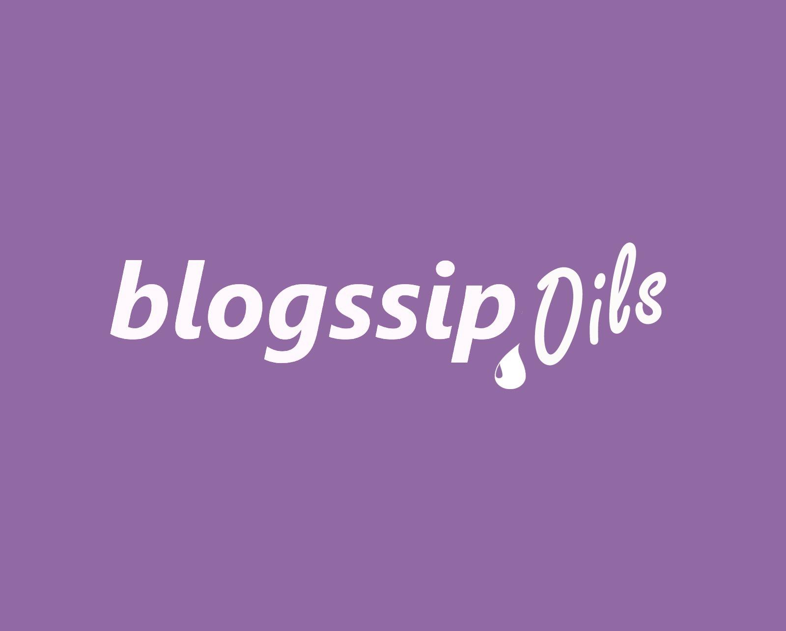 BlogssipOils. Aceites esenciales 100% puros y naturales