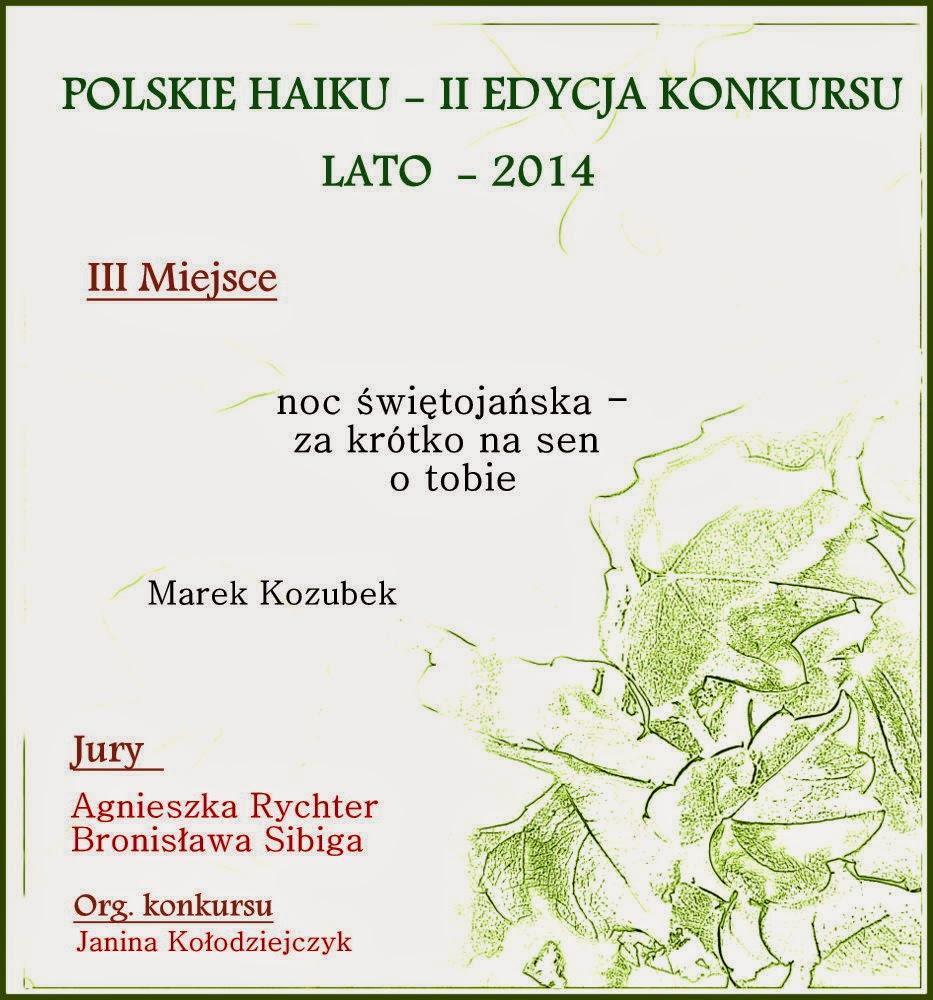 Polskie Haiku - II Edycja