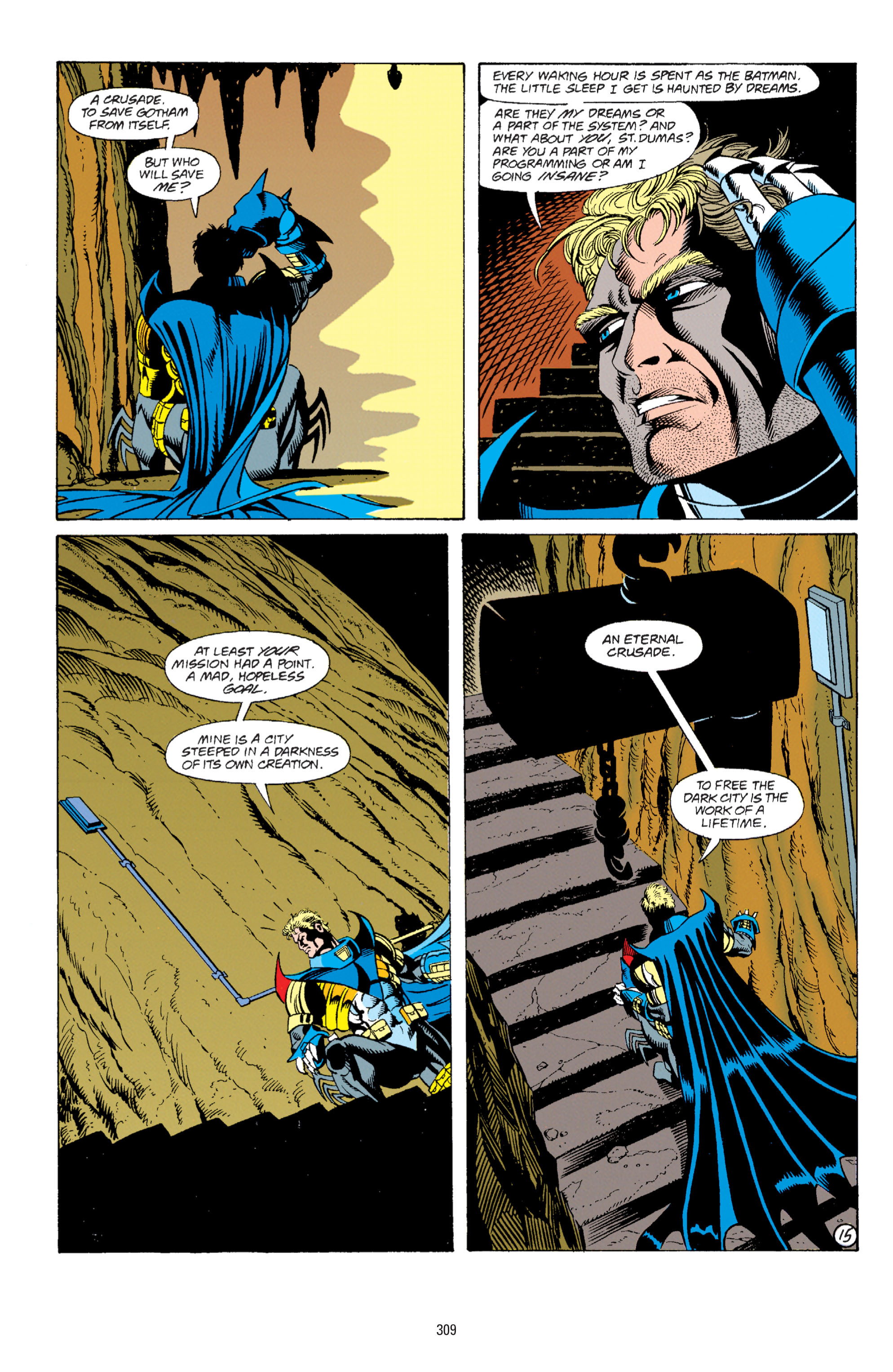 Detective Comics (1937) Issue #671 Page 16