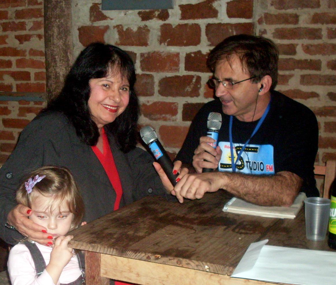 Airton Engster dos Santos e Mary Terezinha
