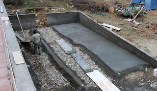 There's more concrete here. SO MUCH CONCRETE!