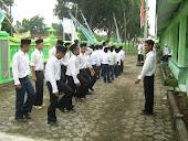 Latihan Baris Berbaris