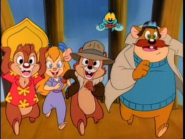 Finalmente hubo reposiciones hasta 1993 en Disney Afternoon.