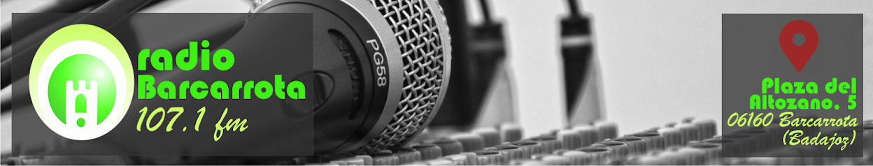 Radio Barcarrota 107.1 FM
