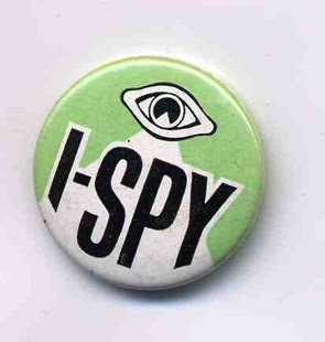 Were you a member of the I-Spy Tribe?