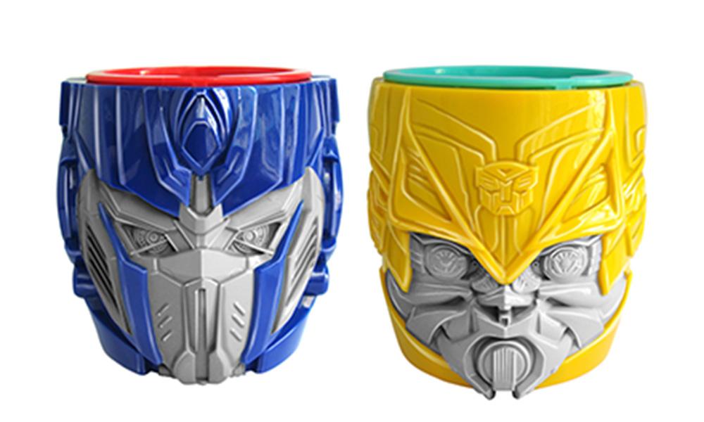 Ovo Páscoa Top Cacau Transformers Copos