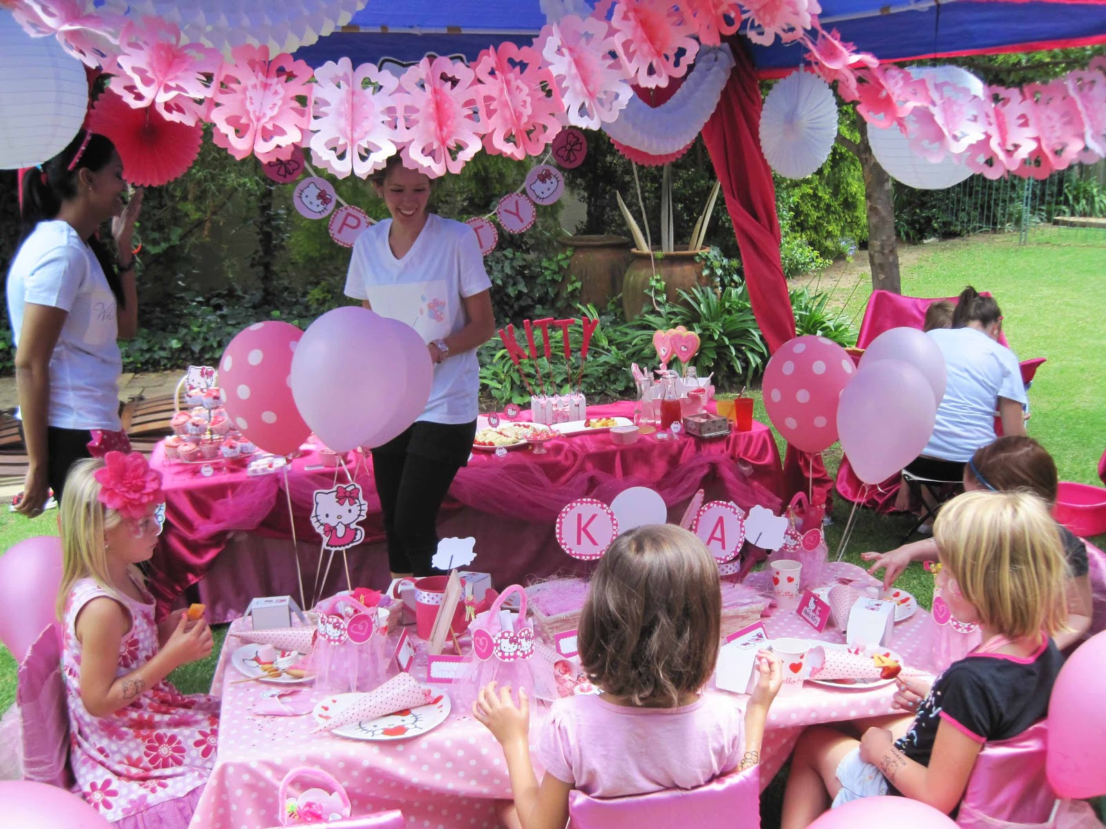 Premium Kids Party Services Cape Town 2011
