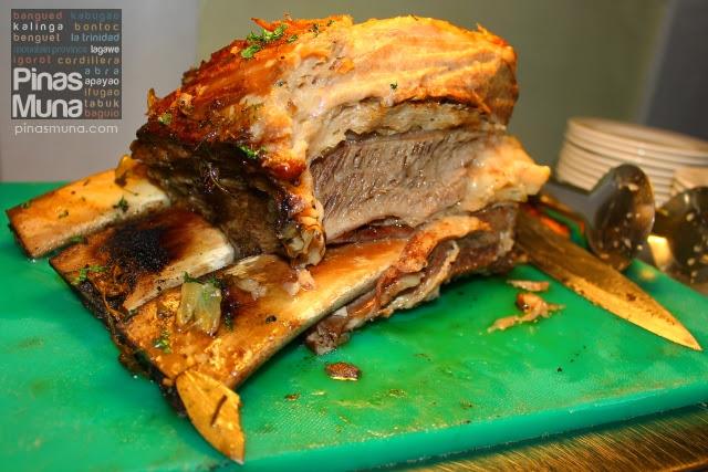 Te Quiero Baguio - Beef Short Ribs in Au Jus