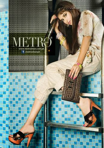 metro shoes and bags