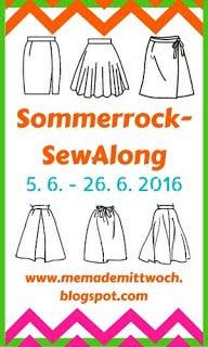 Sommerrock-Sew-Along