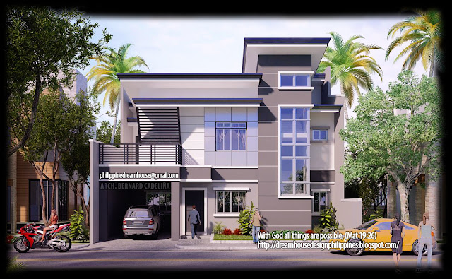 Philippine dream house design modern contemporary house Design of modern houses in philippines