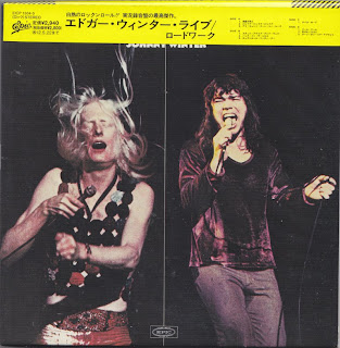 EDGAR WINTER\'S WHITE TRASH - ROADWORK (EPIC 1972) Jap DSD mastering cardboard sleeve