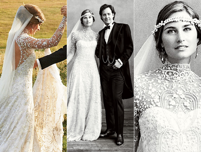 bongodaily most beautiful sleeved wedding dresses in history