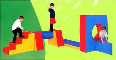 Actividades para estimular habilidades motoras gruesas en niños de 1 a 3 años