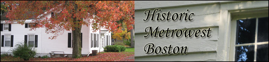Historic Metrowest Boston