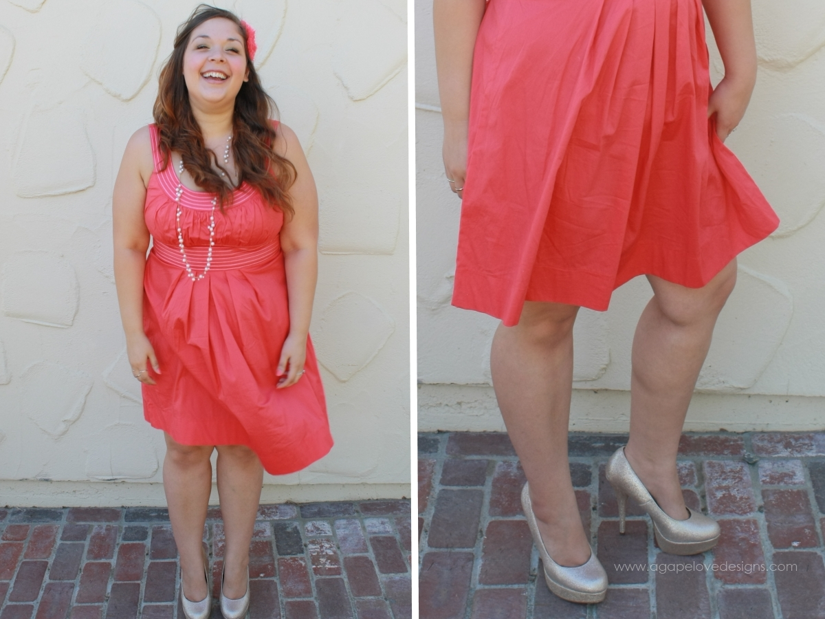 Agape love designs confident in my own skin for Jewelry to wear with coral dress