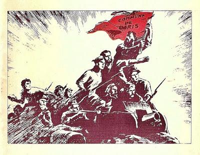 !Viva el glorioso 150 Aniversario de la Comuna de París¡  1871-2021